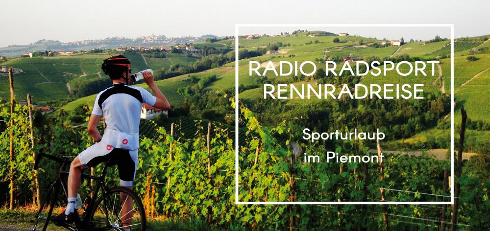 mit RadioRadsport ins Piemont